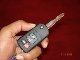 Mazda Lock Picking